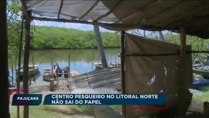 Pescadores e comerciantes do bairro da Pescaria reclamam das péssimas condições de trabalho