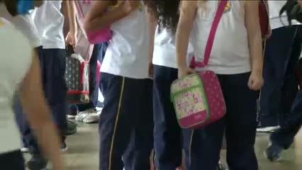 Escolas cobram atualização das vacinas na volta às aulas