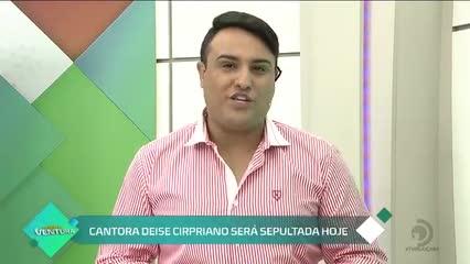 Morre a atriz Bibi Ferreira - Bloco 01