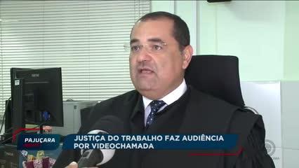 Justiça do Trabalho inova e utiliza videochamadas de aplicativo para realização de audiências