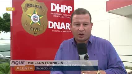 Jovem foi preso com 37 quilos de maconha no Benedito Bentes