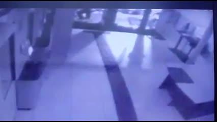Vídeo mostra ação de bandidos que explodiram banco em Porto Calvo