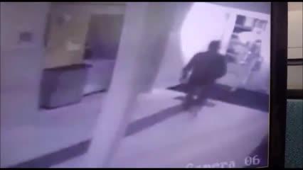 Vídeo: bandidos roubam agências bancárias em Porto Calvo