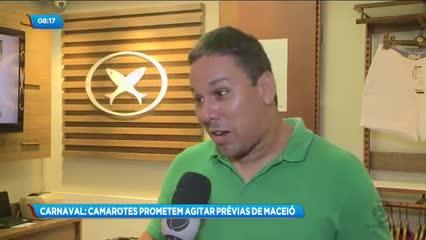 Carnaval: Camarotes prometem agitar as prévias em Maceió