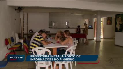 Bairro do Pinheiro ganha ponto de informações para tirar dúvidas de moradores