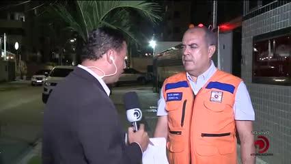 Amanhã acontece o simulado de evacuação no bairro do Pinheiro