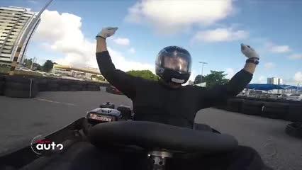Desafio Pajuçara Auto de Kart