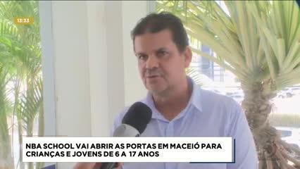 NBA School vai abrir as portas em Maceió para crianças e jovens de 6 a 17 anos