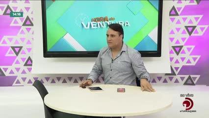 Netto mostra os bastidores da gravação do frevo da TV Pajuçara - Bloco 01