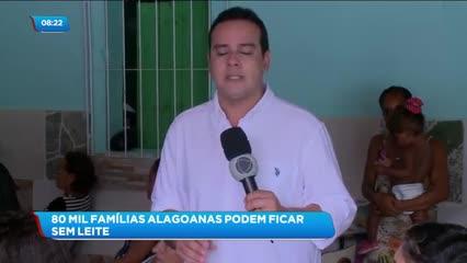 Produtores denunciam atraso no repasse do Programa do Leite em Alagoas