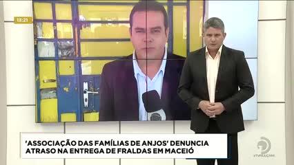 Associação das Famílias de Anjos denuncia atraso na entrega de fraldas em Maceió