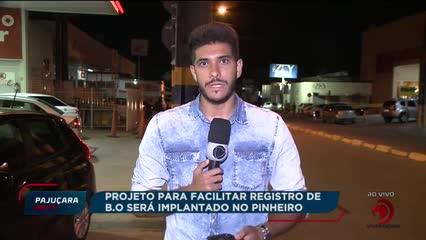 Projeto para facilitar registro de B.O será implantado no Pinheiro