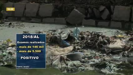Esquistossomose preocupa autoridades de saúde em Alagoas