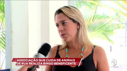 Associação que cuida de animais de rua realiza bingo beneficente
