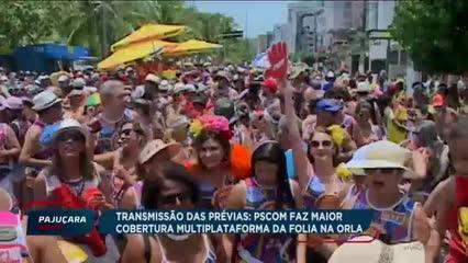 Começa amanhã as prévias carnavalescas de Maceió