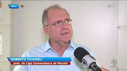 Começam hoje as prévias carnavalescas de Maceió