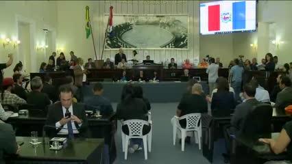 Audiência pública na Assembleia Legislativa reúne moradores do Pinheiro