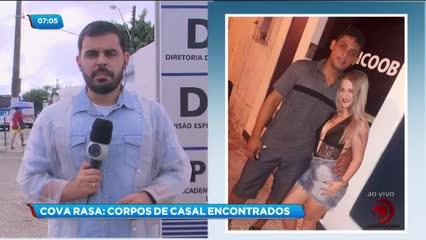 Corpos de um casal foram encontrados no Benedito Bentes