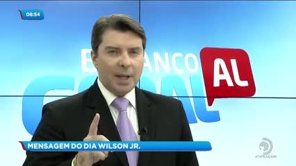 Mensagem do Dia do Wilson Júnior