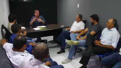 Programa do Leite recebe apoio do Deputado Federal, Marx Beltrão