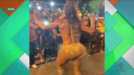 Sapucaí do Ventura: Para qual musa do carnaval você dá a nota máxima? -  Bloco 02
