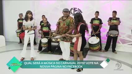 Projeto Afro-Dendê no Carnaval do Ventura - Bloco 02