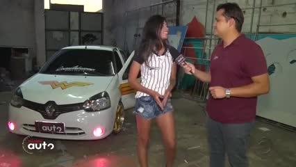 Pajuçara Auto faz desafio para integrante da equipe DSC