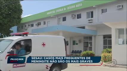 Secretaria de Saúde alerta para importância da vacina contra meningite