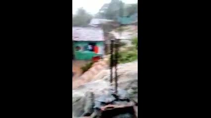 Chuvas assustam moradores em Messias