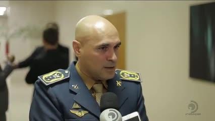 Secretaria Nacional de Segurança Pública se reúne com militares em Brasília