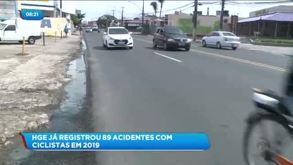 Ciclistas reclamam da falta de estrutura em Maceió
