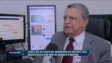 Cerca de 30 casos de abandono de incapaz são registrados por mês no Benedito Bentes