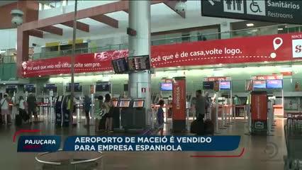 Aeroporto Zumbi dos Palmares é leiloado em Brasília