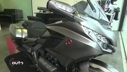 Honda Gold Wing de 1.800 cilindradas chega a Alagoas