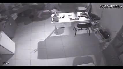 Grupo flagrado em vídeo é suspeito de arrombar 10 casas lotéricas em Alagoas