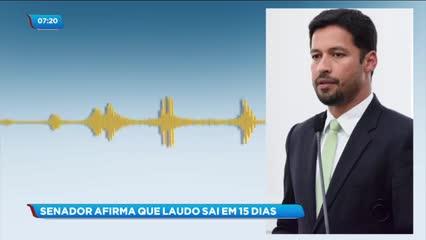 Senador Rodrigo Cunha afirma que laudo sobre situação do Pinheiro sai em 15 dias