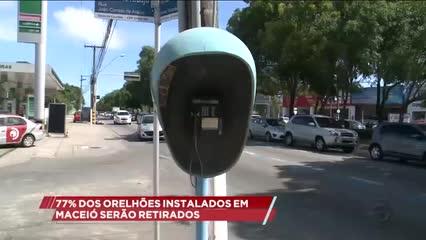 77% dos orelhões instalados em Maceió serão retirados