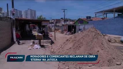 Comerciantes e moradores da Jatiúca reclamam das constantes interdições em via