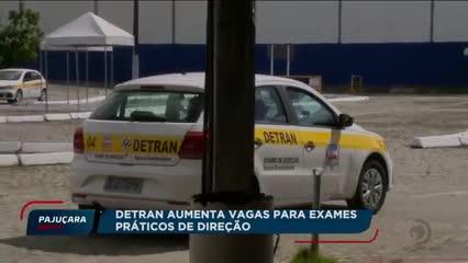 DETRAN-AL aumenta o número de vagas para os exames práticos de direção