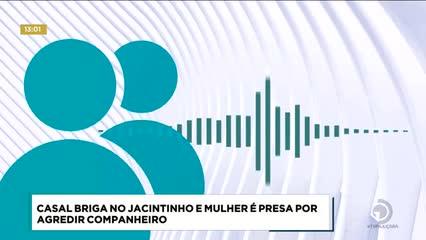 Briga de casal no bairro do Jacintinho virou caso de polícia