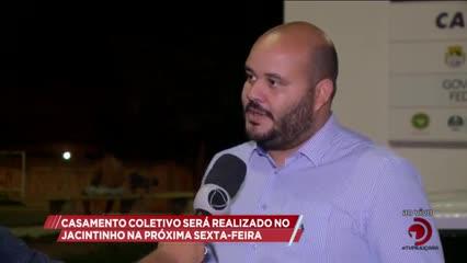 Casamento coletivo será realizado no Jacintinho na próxima sexta-feira