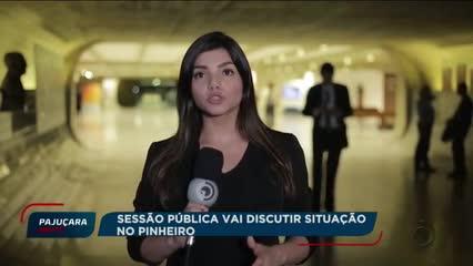 Audiência pública no Senado discute a situação do Pinheiro nesta quinta-feira