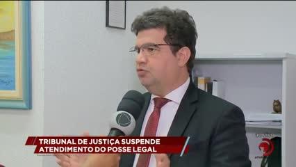 Tribunal de Justiça suspende atendimento do ''Posse Legal''