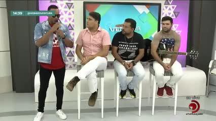 Sextou com Edson Lima e Jhonny Black no Hora do Ventura  - Bloco 02