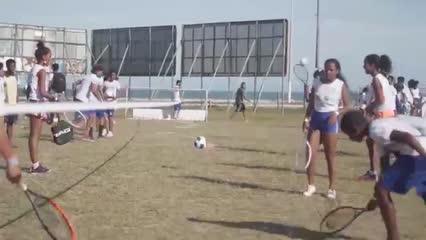 Festival de esportes do Instituto O Consolador