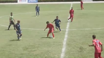 Abertura do Campeonato Juvenil do Sesi 2019