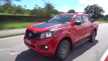 Test Drive: Nissan Frontier 2019