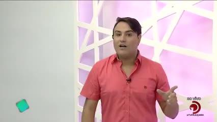 """Cantora Joelma lança clipe de """"Ai, Baby"""" no Hora do Ventura - Bloco 01"""
