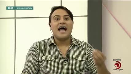 Luan Santana tira a barba e apresenta visual novo! - Bloco 01