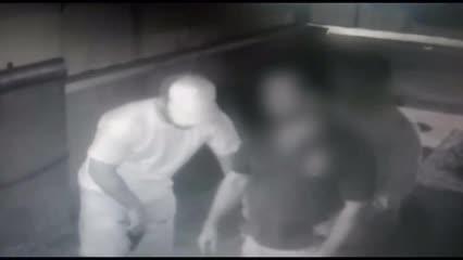 Vídeo mostra ação de assaltantes em lanchonete em Maribondo